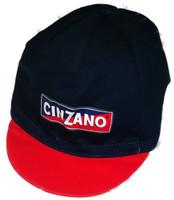 Cinzano Blue Cyling Cap