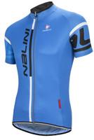 Nalini Logo Summer TI Blue Jersey