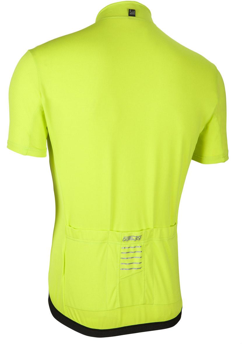 Nalini Rosso Fluorescent Jersey Rear