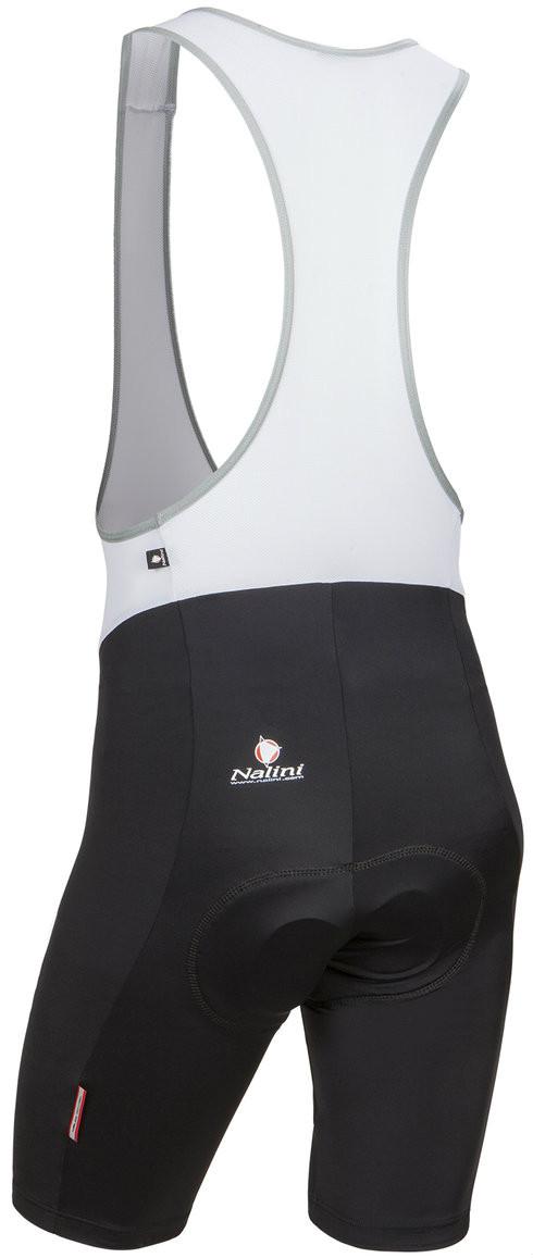 Nalini Candelaro Black Fluorescent Bib Shorts