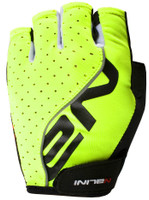 Nalini Red Fluorescent Gloves Front