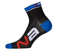 Nalini Logo Blue Socks