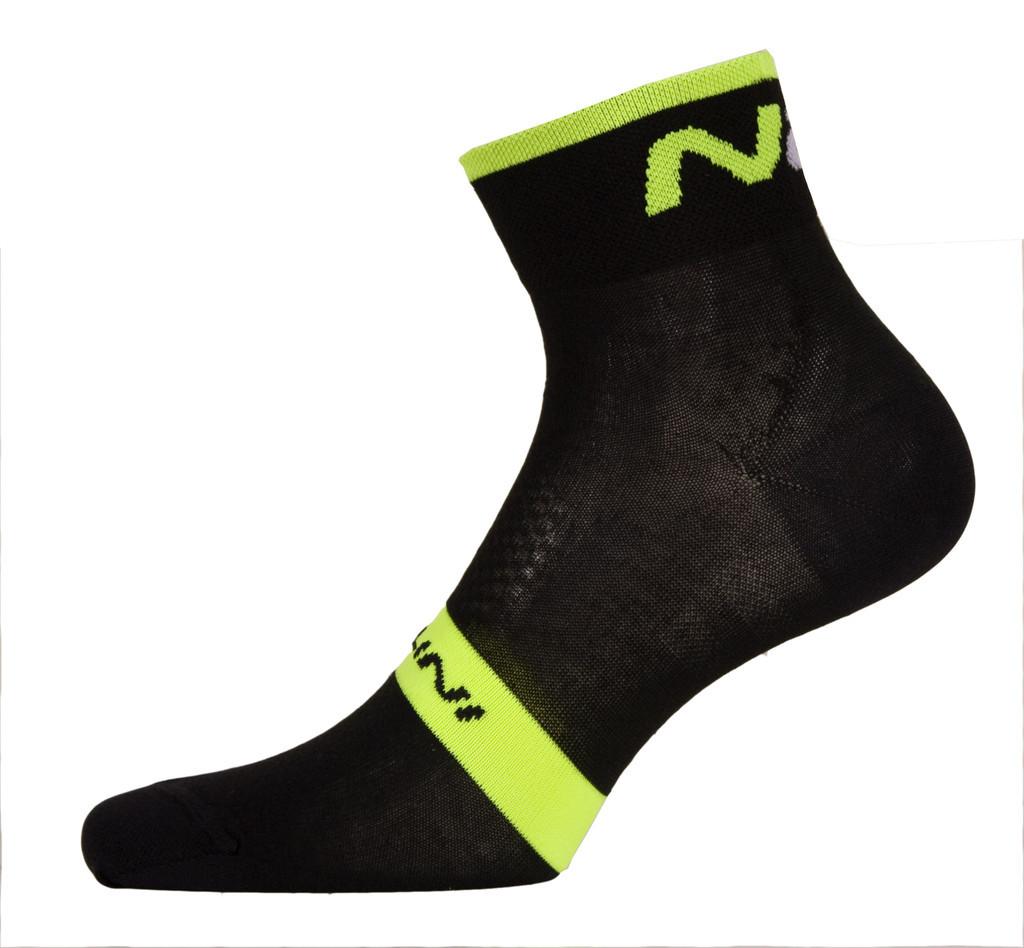Nalini NA Black Socks