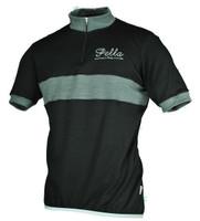 Pella Vintage Black London Twool HZ Jersey