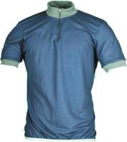 Pella Vintage Blue Piquet Twool HZ Jersey