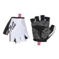 Nalini Pink Lady White Gloves