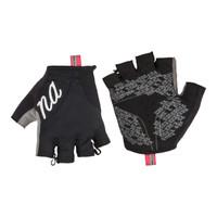 Nalini Pink Lady Black Gloves