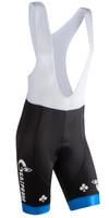 2016 GazProm Bib Shorts Front