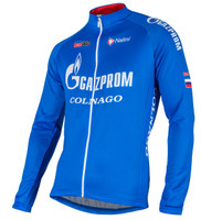 2016 GazProm Colnago Long Sleeve Jersey