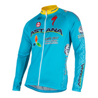 2016 Astana Long Sleeve Jersey