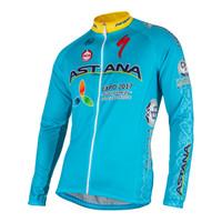 2016 Astana Long Sleeve Jersey