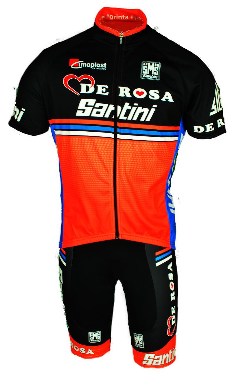 e150d338c 2016 Derosa Santini Jersey.