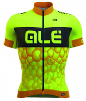 ALE Bubbles Yellow Jersey