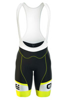 ALE Formula One Logo Yellow Bib Shorts