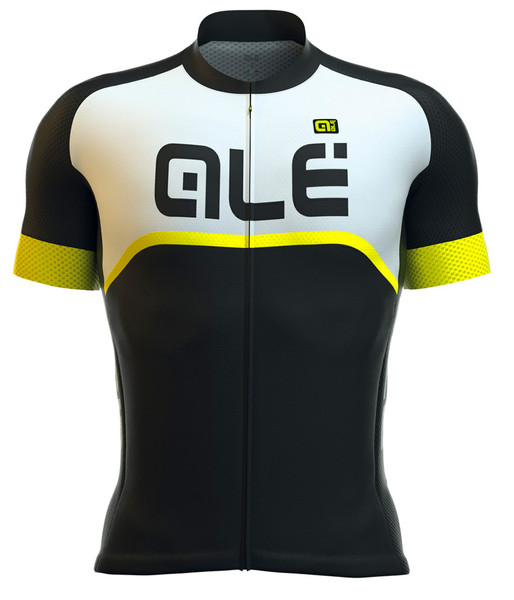 ALE Excel Veloce Yellow Jersey
