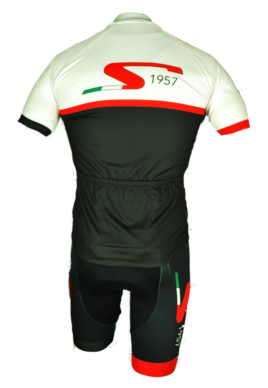 2016 Scapin Italia 1957 FZ Jersey Rear