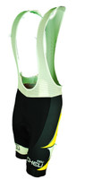 2016 Luca Cicli Cheli Bib Shorts Front