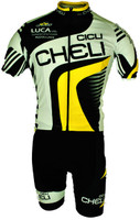 2016 Luca Cicli Cheli FZ Jersey Front