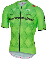 2016 Cannondale Garmin Green FZ Jersey