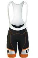 ALE Formula One Logo Orange Bib Shorts