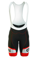 ALE Formula One Logo Red Bib Shorts