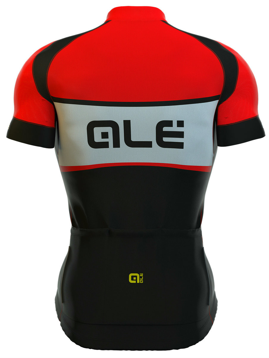 ALE Formula One Sprinter Red Jersey Rear