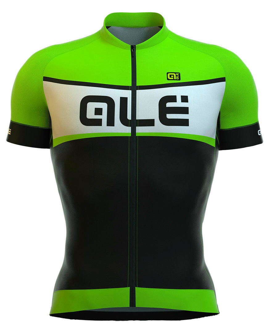 ALE Formula One Sprinter Green Fluo Jersey