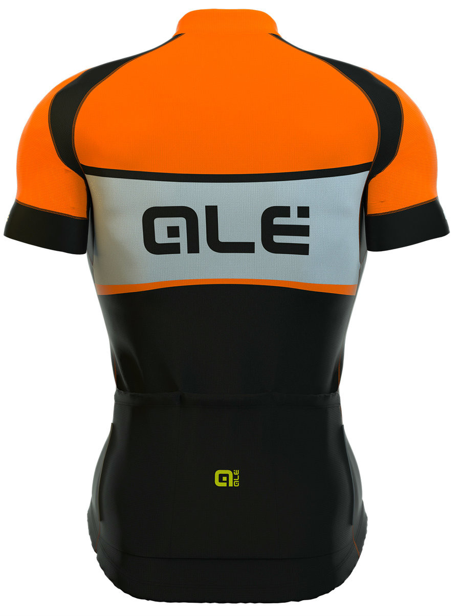 ALE Formula One Sprinter Orange Jersey Rear