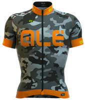 ALE PRR CAMO Orange Jersey