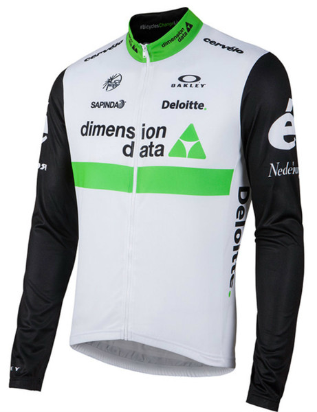 2016 Dimension Data Long Sleeve Jersey