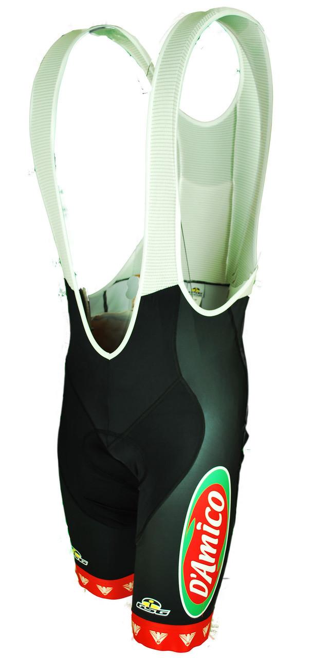 2016 DAmico Bottecchia Area Zero Bib Shorts