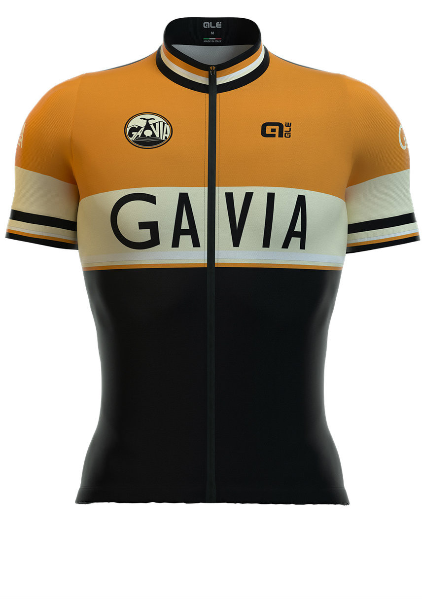 Ale gavia classic orange jersey italian cycling jerseys for Classic new jersey house music
