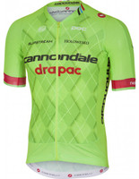 2016 Cannondale Drapac Green FZ Jersey