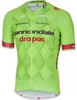 2016 Cannondale Drapac Green FZ Jersey