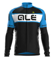 ALE Excell Weddell Blue Long Sleeve Jersey