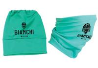 Bianchi Milano Blello Knit Black Cap