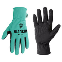 Bianchi Milano Osio Winter Green Gloves