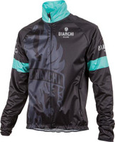 Bianchi Milano Treviolo Thermal Black Long Sleeve Jacket
