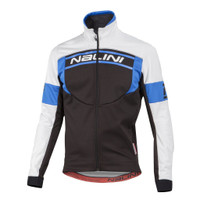 Nalini Classica Thermal Blue Black Jacket