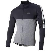 Nalini Mantova Warm Black Long Sleeve Jersey