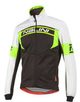 Nalini Classica Thermal Black Fluo Jacket