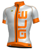 ALE Arcobaleno Grey Orange Jersey