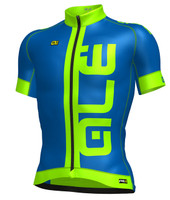 ALE Arcobaleno Blue Green Jersey