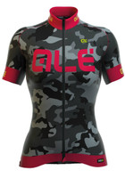 ALE Camo Women PRR Red Jersey