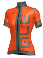 ALE Arcobaleno Women PRR Orange Grey Jersey