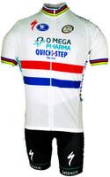 2014 Omega Pharma Quickstep British Champion Jersey Front