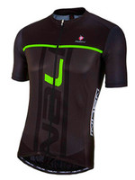 Nalini Speed Green Black Jersey