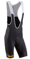 Nalini New Mavone Two Orange Black Bib Shorts