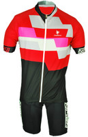 Nalini Cervino Red Jersey