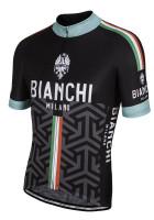 Bianchi Milano Pontesei Black Jersey